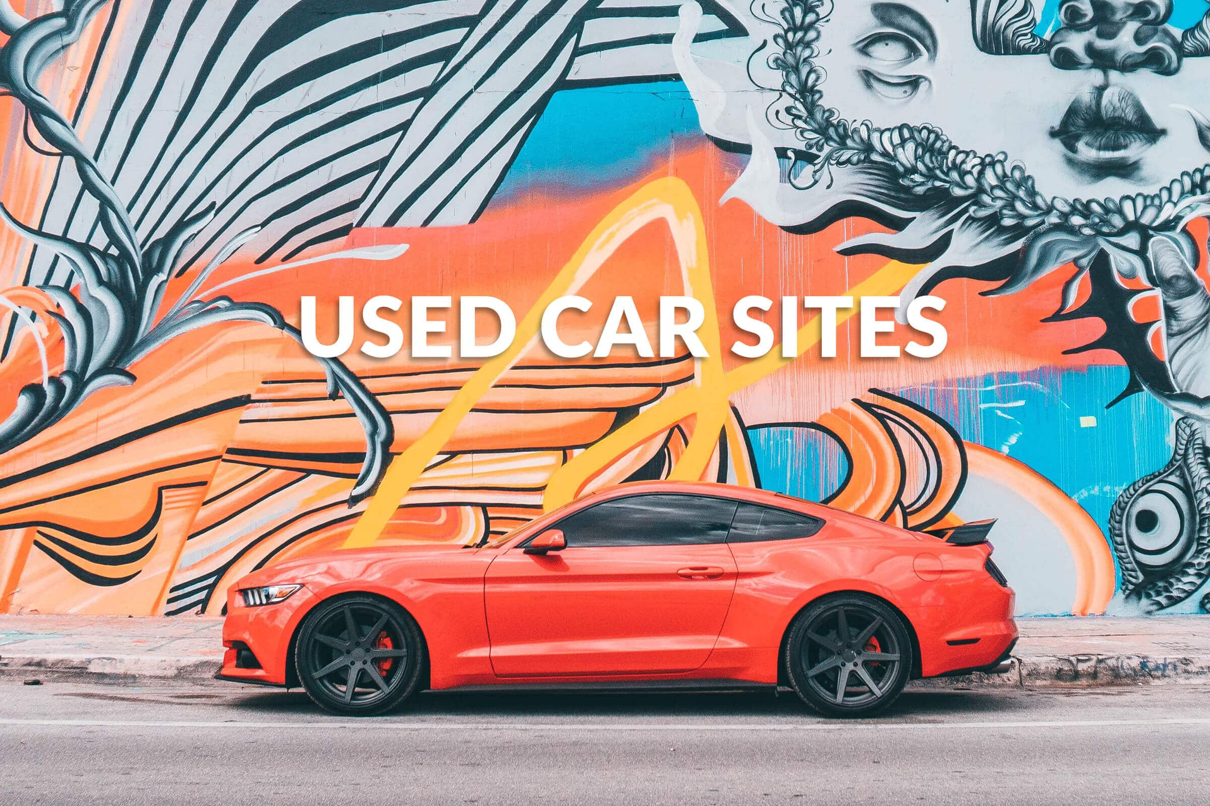 Top 10 Used Car Sites